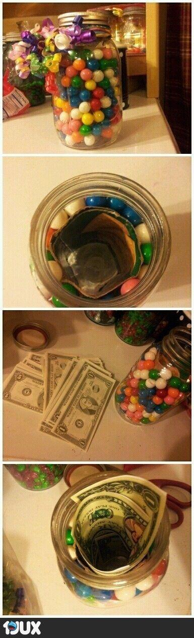 Geldgeschenk auf den 2ten Blick
