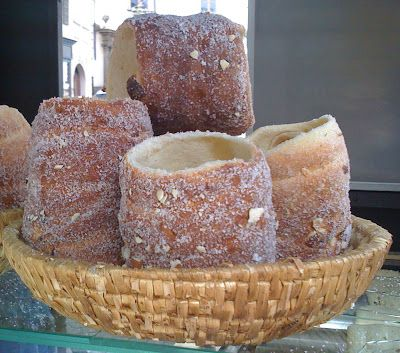 Food History Jottings: Trayne Roste - A Fifteenth Century English Spit Cake