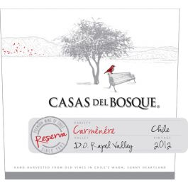 <p>When there is wine as fulfilling and packed with juicy flavors for under $20.00 as the 2012 Casas del Bosque Reserva Carmenère, it has to make you wonder why some people spend money on lesser quality, more expensive wines. The 2012 Casas del Bosque Reserva Carmenère easily merits the 90 point score it received from StephenTanzer's <i>International Wine Cellar</i>. Deeply colored and packed with pungent aromas and flavors reminiscent of blackberry...</p>