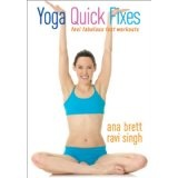 Yoga Quick Fixes - Ana Brett & Ravi Singh (DVD)By Ana Brett & Ravi Singh