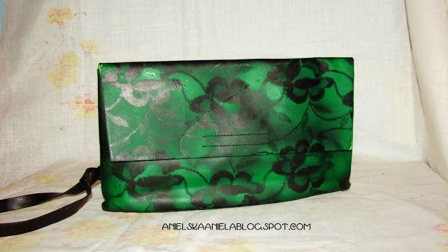 DIY TUTORIAL..lace ..handbag clutch...