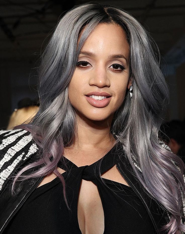 17 Ladies Who Are Rocking The Hell Out Of Silver Hair - SELF