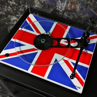 Union Jack Turntable Http Www Pinterest Com Thehitman14
