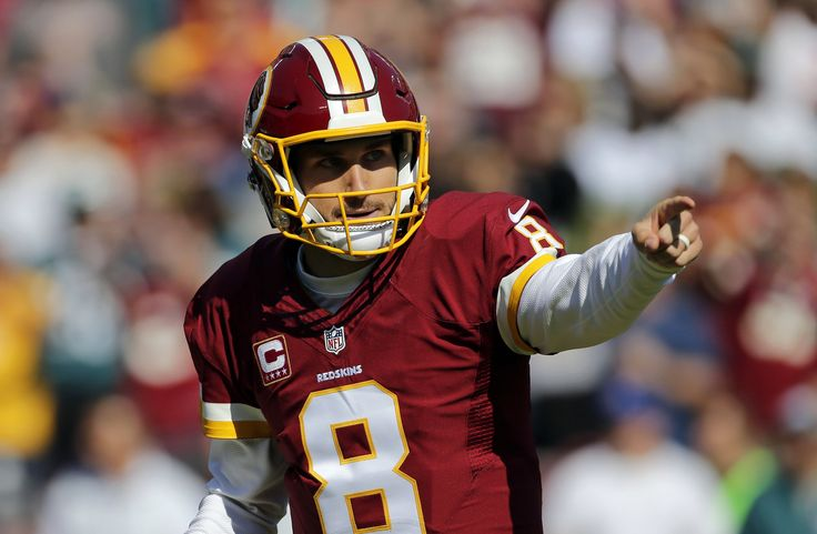 WATCH: Kirk Cousins, asked on Sports Center if he wants to return to the Redskins.