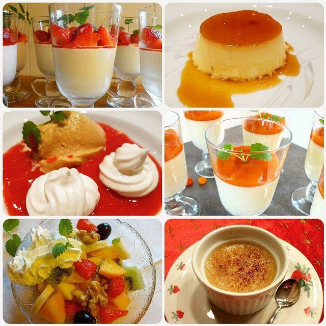 Edels Mat & Vin: Mine favoritt desserter ♥