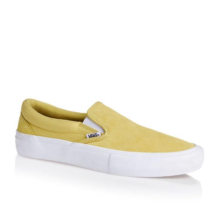 Vans Pro Skate Mn Slip-on Shoes - Dusky Citron