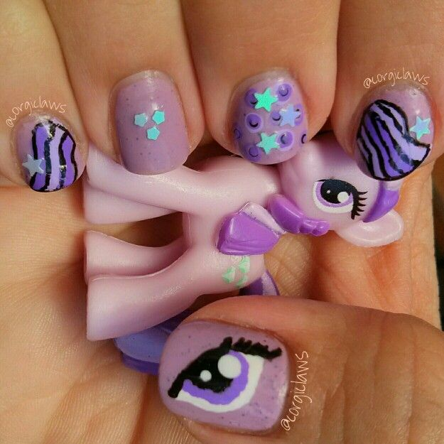 28 best amethyst star images on pinterest amethysts army and child amethyst star nails nailart mlp mylittlepony prinsesfo Gallery