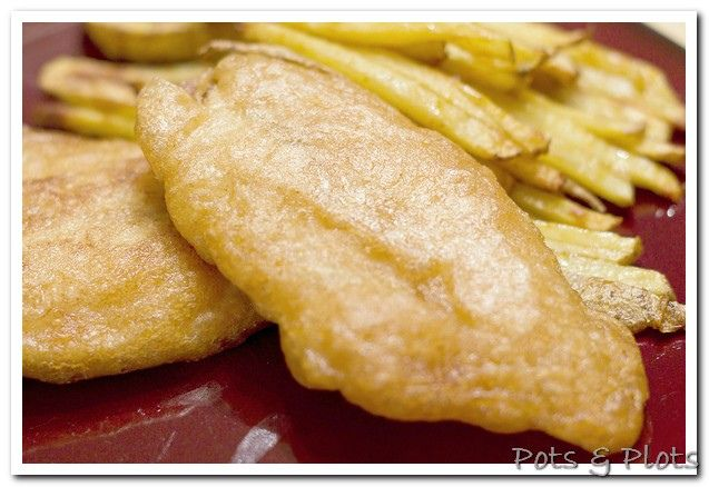 Gluten free friday beer battered fish free friday beer for Bisquick fish batter