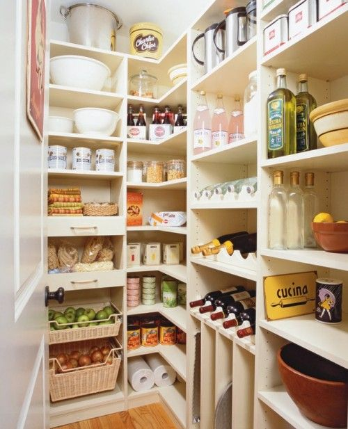 How to Create More Storage in Your Kitchen Pantry | Home Staging, Home Organizing & Family Solutions, Stagetecture, LLC