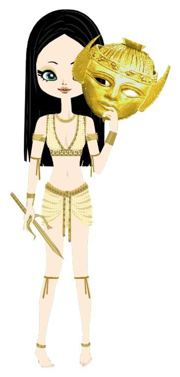 Nefretiri of The Mummy 2 by marasop on DeviantArt