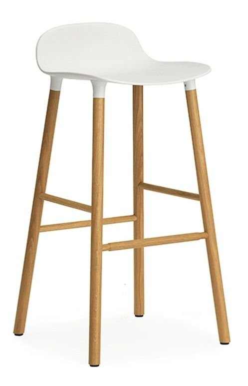 2 125 kr Form Barstol ek H75 från Normann Copenhagen hos ConfidentLiving.se