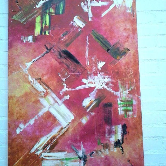Oleo Abstracto