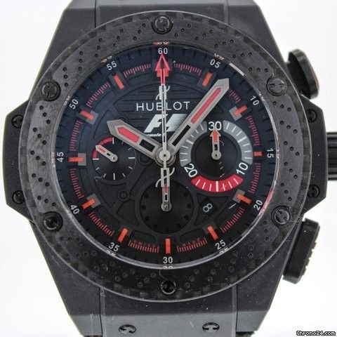 Hublot King Power 48mm 3.zm.1123.nr.fmo10 Formula 1 Limited Edition Mens Watch