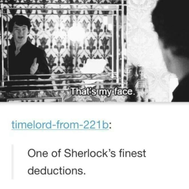 that's one fine deduction