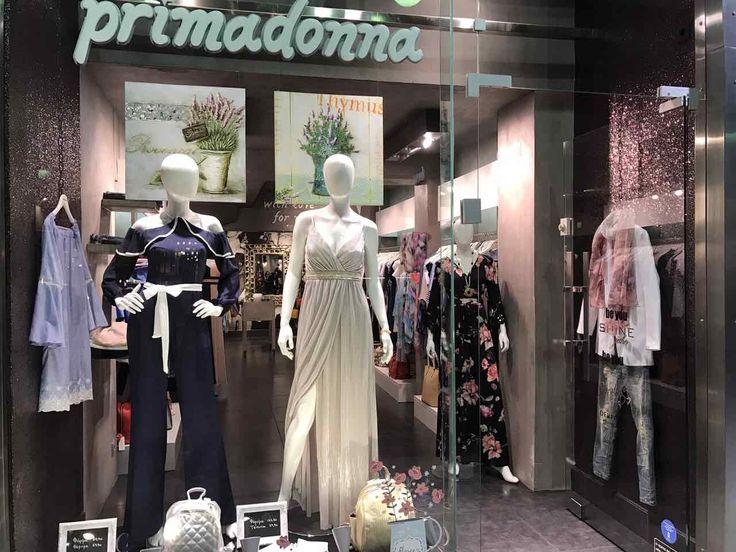 Αναζητάτε τα τέλεια φορέματα για γάμο η βάπτιση ??? Τα πιο chick και stylish casual ρούχα ??? Το Primadonna τα έχει ΟΛΑ!! Σύντομα και στο e-shop > www.primadonna.com.gr