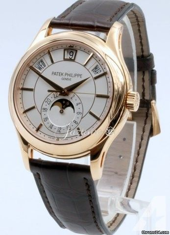 Patek Philippe 5205R-001 Complications 18k Rose Gold Annual Calendar 2016