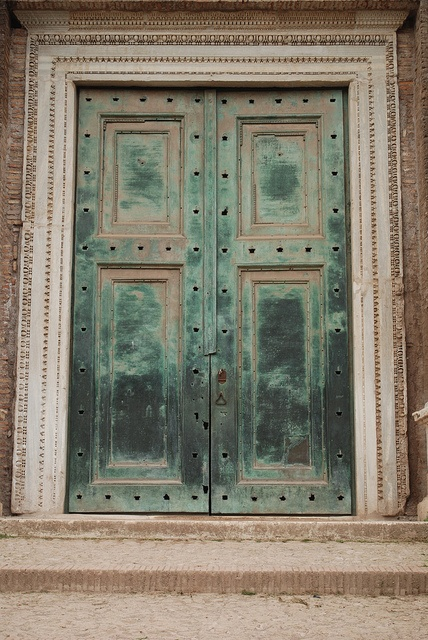 Temple of Romulus The only doors left in the Forum which still work. Photo taken in San Paola Rome Ital & 58 best Italian Doors images on Pinterest | Italian doors 3d ...