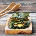 Move Over Kale Chips... Here Comes Chard Chips!