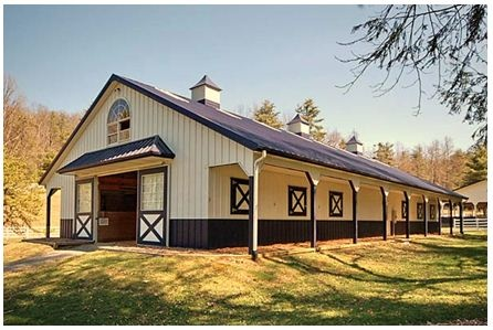 17 Best Images About Horse Barn Exteriors On Pinterest