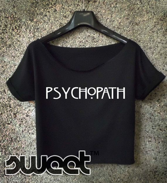 american horror story shirt psychopath logo by sweetspringstee, $16.00