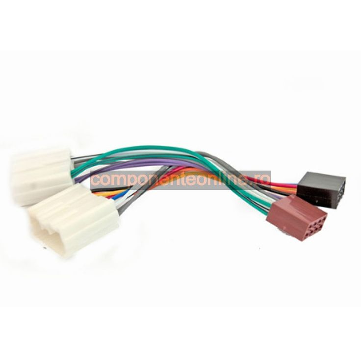 Cablu adaptor ISO, Volvo - 402518