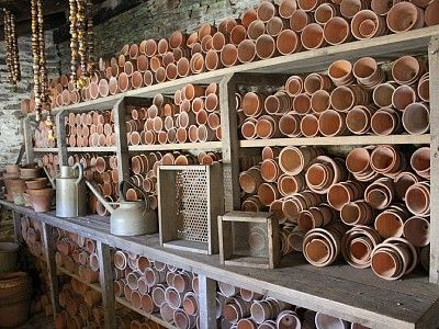 The Potting Shed at Heligan