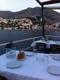 tholos restaurant Symi