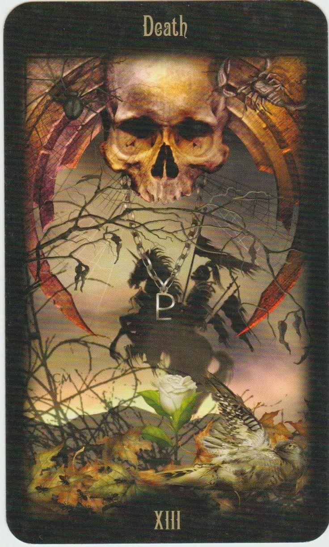 Legacy of the Divine Tarot -- If you love Tarot, visit me at www.WhiteRabbitTarot.com