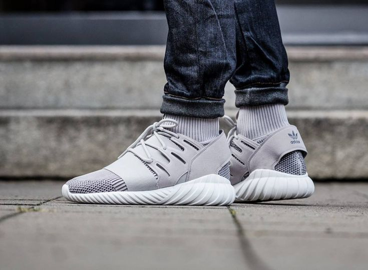 This adidas Tubular Doom Comes With Glow In The Dark Detailing