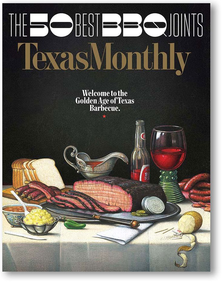 The List: The Top 50 Barbecue Joints in Texas Welcome to the golden age of Texas barbecue.  by TEXAS MONTHLY STAFFJUNE 2017