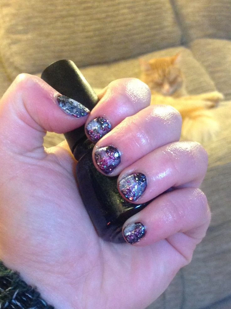 89 best Smart nail art images on Pinterest | Christmas nails, Cute ...