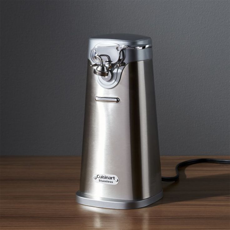 Cuisinart ® Electric Can Opener