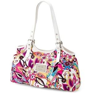 Nicole By Nicole Miller Bella Shopper Handbag Purses