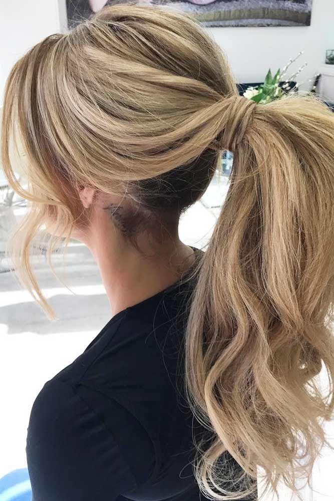 30 süße Pferdeschwanz-Frisuren zum Ausprobieren – Haar Frisuren