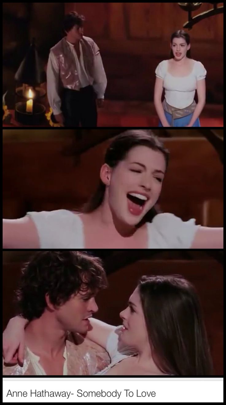 """Somebody To Love; from the movie """"Ella Enchanted"""""""