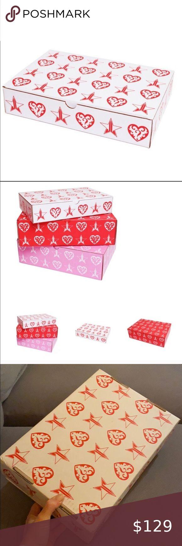 Jeffree Star Cosmetics Premium Vday Mystery Box in 2020