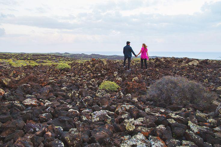 Chiara Magi - Yaren Fricano - Traveling in Lanzarote - North of Lanzarote
