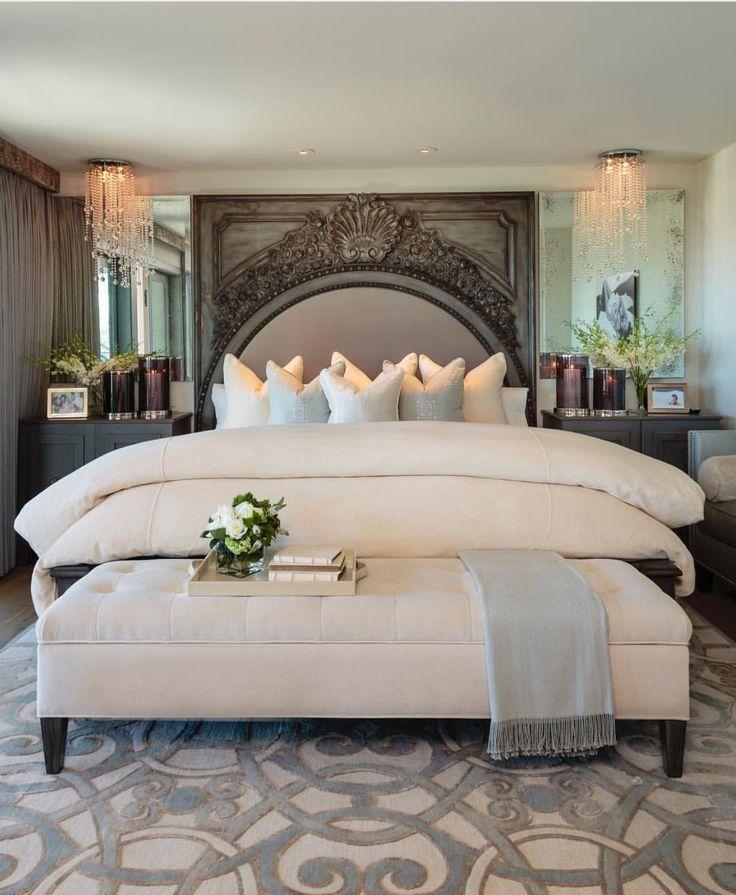 957 Best Master Bedrooms Images On Pinterest