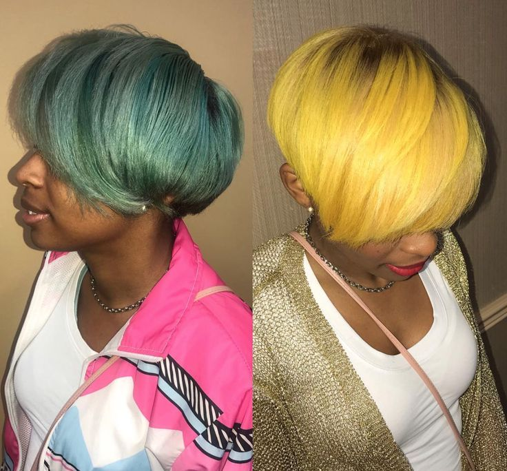 Love this color switch by @msklarie - https://blackhairinformation.com/hairstyle-gallery/love-color-switch-msklarie/