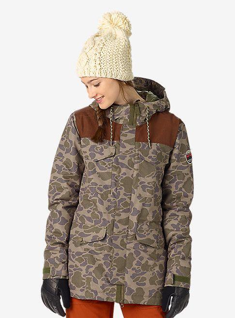 Burton Fremont Jacket | Burton Snowboards Winter 16