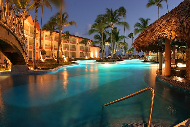 Majestic Colonial Resort in Punta Cana, Dominican Republic