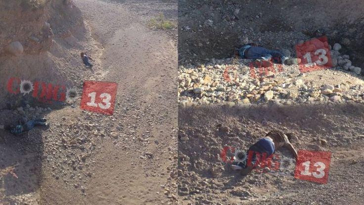 Encuentran a tres golpeados y victimados en carretera Parral-Guadalupe y Calvo | El Puntero