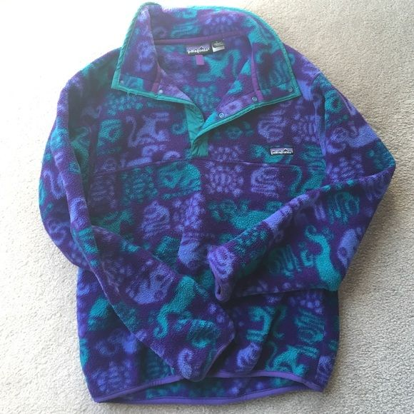 Patagonia Vintage Pullover Women's Small. Worn, but no rips, tears, etc. Can't find online or in any stores! Patagonia Jackets & Coats