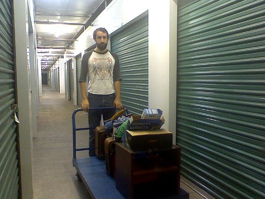 8 Tips for Using Rental Storage Units from Apartment Therapy