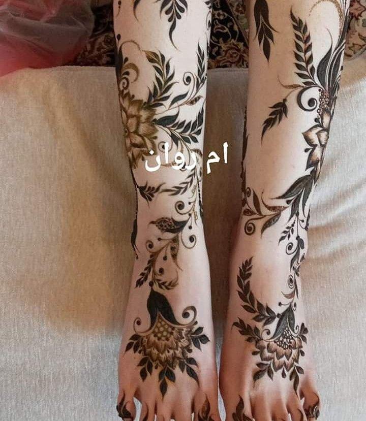 Pin By ام روان الكتبي On نقش حناء Fashion Stockings