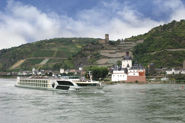 Tauck Names Godmothers for New ms Joy River Cruise Ship