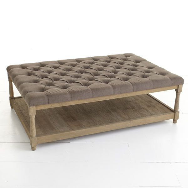 Best 25 upholstered coffee tables ideas on pinterest for Build your own couch cheap