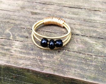Handmade Guitar String Jewelry by LuckyStrings on Etsy