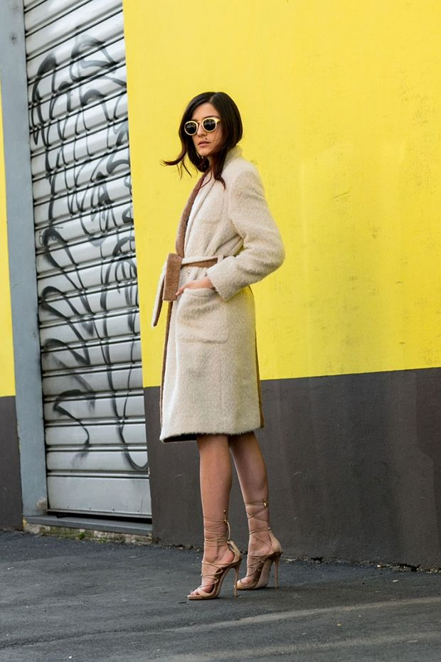 Best dressed: style roundup Fall 2015 Milan Fashion Week 2.3.15 - Eleonora Carisi
