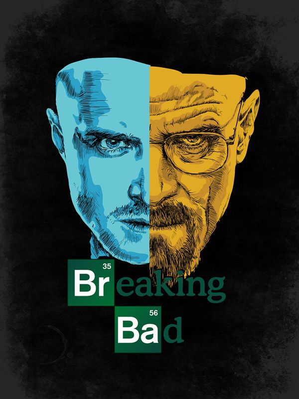 The Most Bingeworthy TV Shows on Netflix Right Now:   'BREAKING BAD' (2008 - 2013)  -   Only one of the greatest TV shows ever made. Bryan Cranston and Aaron Paul deserved all the awards.